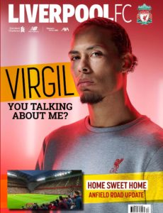 Liverpool FC Magazine – Issue 92 – April 2020