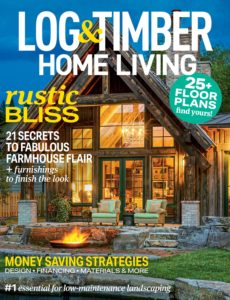 Log Home Living – March 2020