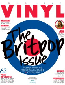 Long Live Vinyl – The Britpop Issue – April 2020