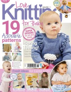 Love Knitting for Baby – Spring 2020