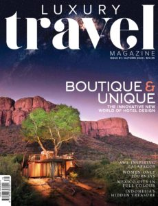 Luxury Travel – Issue 81 – Autumn 2020