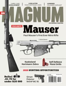 Man Magnum – April 2020