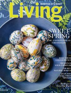 Martha Stewart Living – April 2020