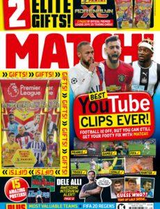 Match! – March 31, 2020