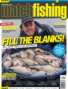 Match Fishing – April 2020