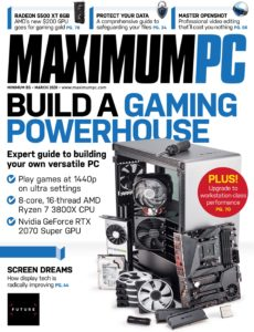 Maximum PC – March 2020
