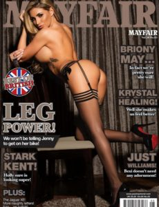 Mayfair – Vol 50 No 05