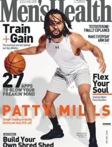 Men's Health Australia – April 2020