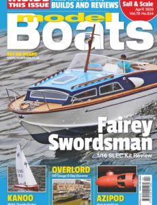 Model Boats – Issue 834 – April 2020