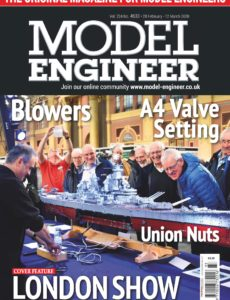 Model Engineer – Issue 4633 – 28 February 2020