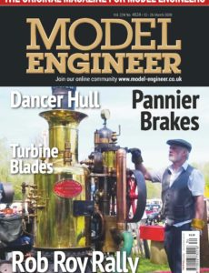 Model Engineer – Issue 4634 – 13 March 2020