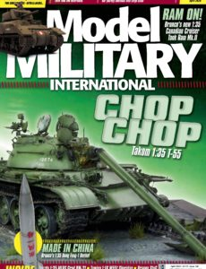 Model Military International – Issue 168 – April 2020