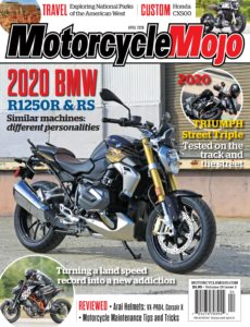 Motorcycle Mojo – April 2020