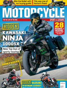Motorcycle Sport & Leisure – April 2020