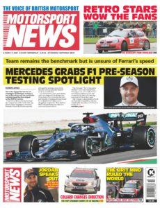 Motorsport News – March 04, 2020
