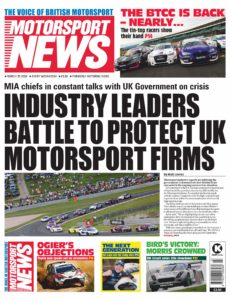 Motorsport News – March 25, 2020