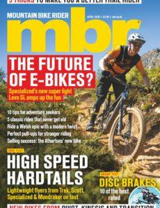 Mountain Bike Rider – April 2020
