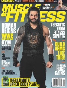 Muscle & Fitness USA – April 2020