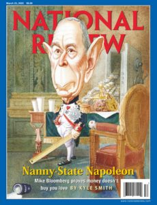 National Review – March 23, 2020
