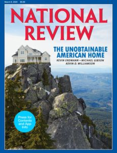 National Review – March 9, 2020
