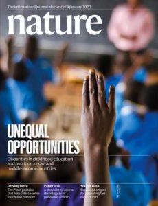 Nature – 9 January 2020
