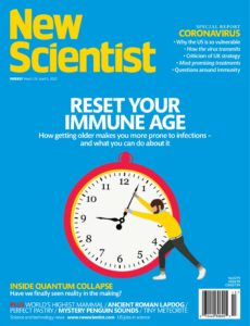 New Scientist – March 28, 2020