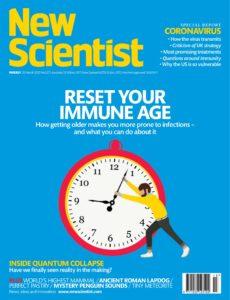 New Scientist Australian Edition – 28 March 2020