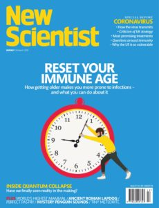 New Scientist International Edition – March 28, 2020