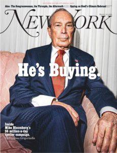 New York Magazine – March 02, 2020