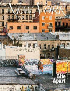 New York Magazine – March 30, 2020