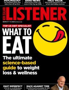New Zealand Listener – March 07, 2020