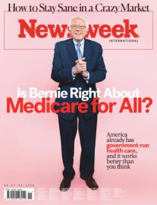 Newsweek International – 20 March 2020