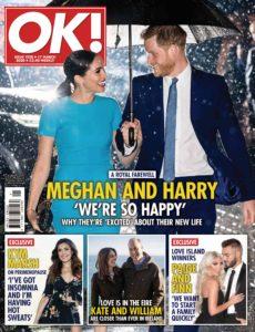OK! Magazine UK – 16 March 2020