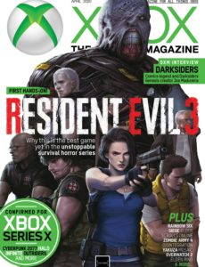 Official Xbox Magazine USA – April 2020