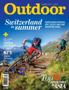 Outdoor Magazine – March-April 2020