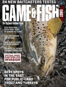 Pennsylvania Game & Fish – April 2020