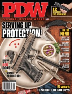 Personal Defense World – Issue 226 – April-May 2020