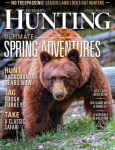 Petersen's Hunting – April-May 2020