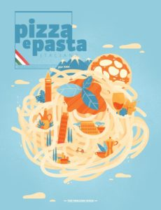 Pizza e Pasta Italiana – English Issue 2020