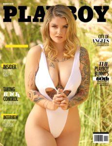 Playboy Sweden – March 2020