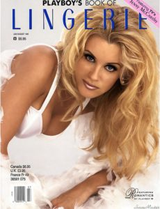 Playboy's Book Of Lingerie – July-August 1995