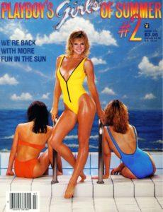 Playboy's Girls Of Summer 1984
