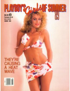 Playboy's Girls Of Summer 1989