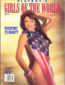 Playboy's Girls of the World 1992