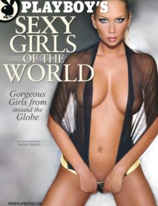 Playboy's Sexy Girls of the World 2010