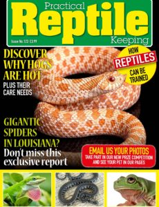 Practical Reptile Keeping – Issue 123 – March 2020