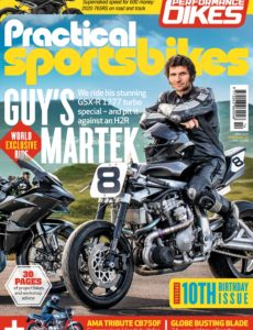 Practical Sportsbikes – April 2020