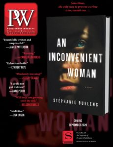 Publishers Weekly – March 23, 2020