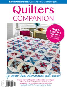 Quilters Companion – March 2020