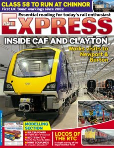 Rail Express – April 2020